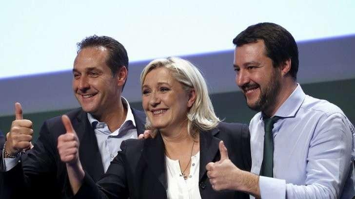 «Расист, нацист, фашист»: как европейские политики борются против правых партий