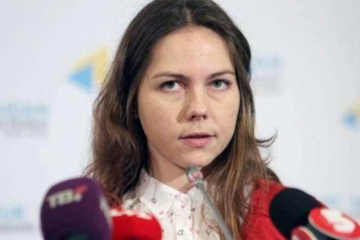 Семья Савченко рвётся к корыту: Сестра налётчицы баллотируется в Раду