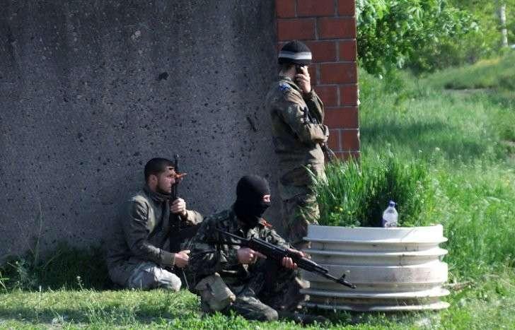 Под Авдеевкой при попытке прорыва погибли 13 украинских силовиков
