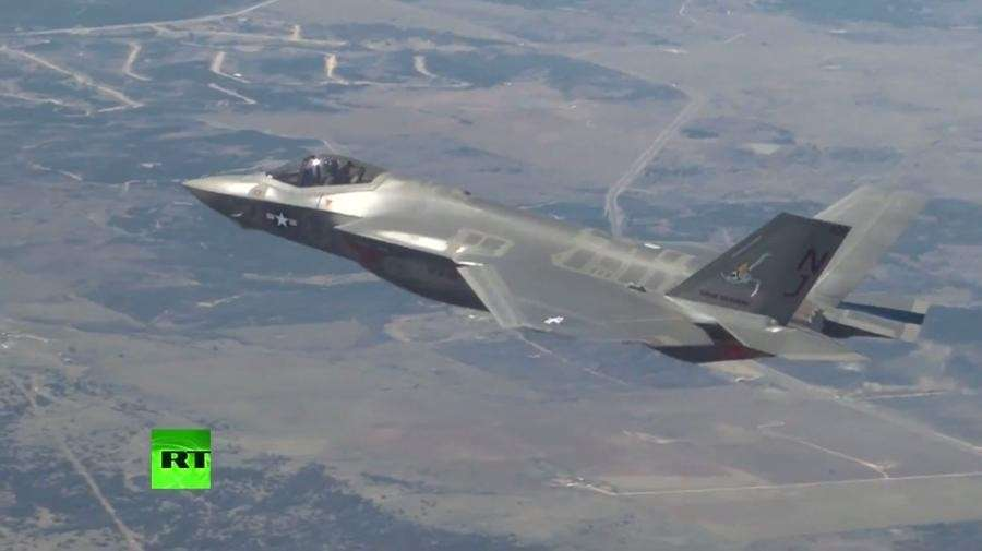 «Локхид Мартин» разводит лохов на свою жестянку F-35