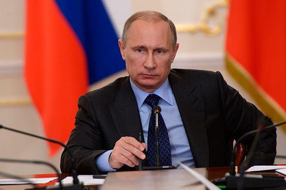 Владимир Путин заявил, что будет защищать суверенитет России до конца жизни