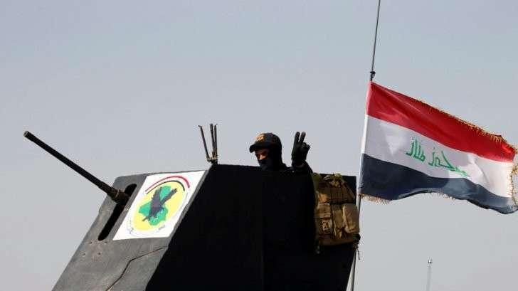 Вооружённые силы Ирака вошли в захваченную ИГ Эль-Фаллуджу