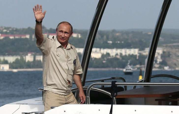 Владимир Путин стал почётным гражданином Севастополя