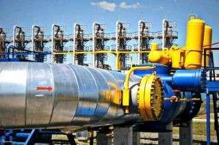 Украина начала незаконный отбор газа