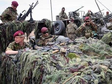 НАТО разместит четыре батальона в Польше и Прибалтике
