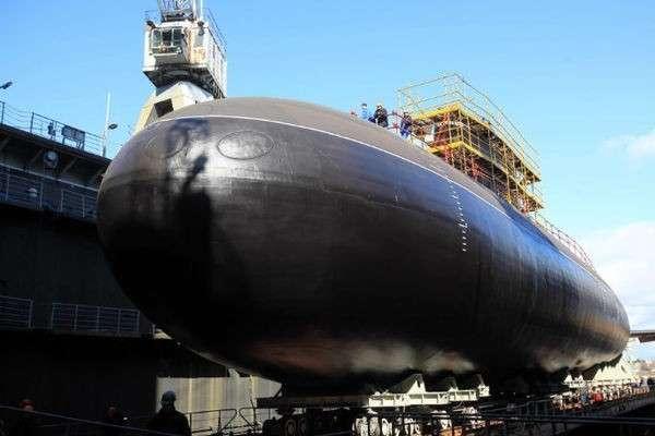 «Черную дыру» спустили на воду в Петербурге