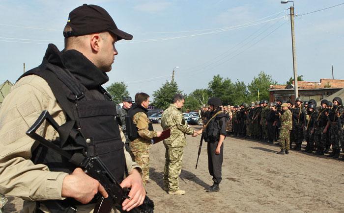 Юго-Восток Украины: между «А» и «Б»