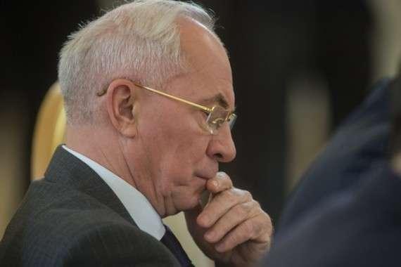 Азаров: АТО - незаконна и неконституционна, и всех причастных к ней ждет уголовное наказание