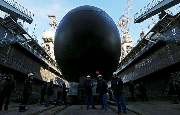 Серию «Варшавянок» для Тихоокеанского флота будут строить на «Адмиралтейских верфях»