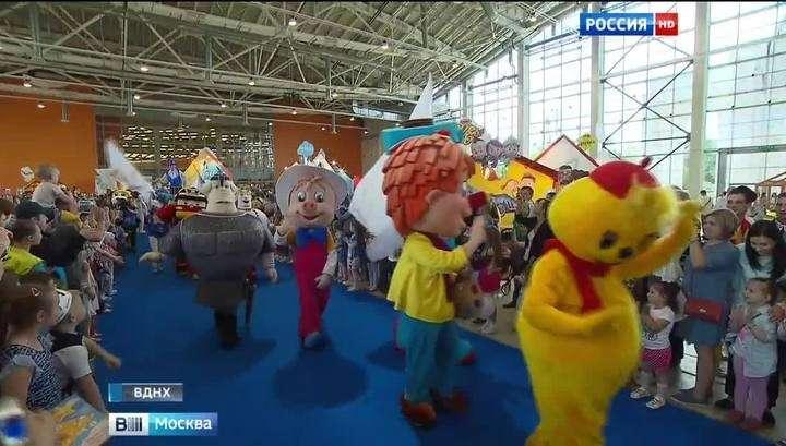 """Мультимир"": на ВДНХ оживают сказки"