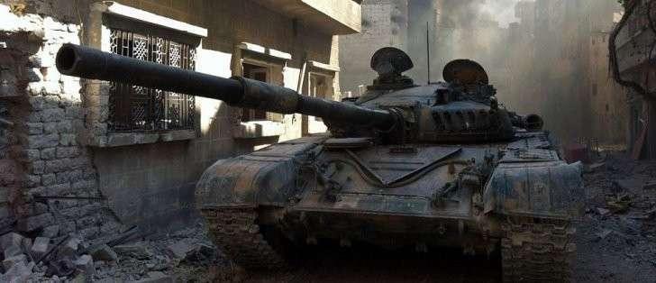 Сирийская армия готовится к триумфу, сравнимому с освобождением Пальмиры