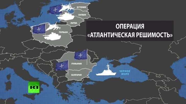 НАТО всё ближе: скоро война?