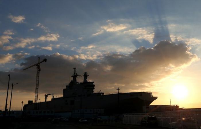 Франция передала Египту первый Мистраль - бывший Владивосток