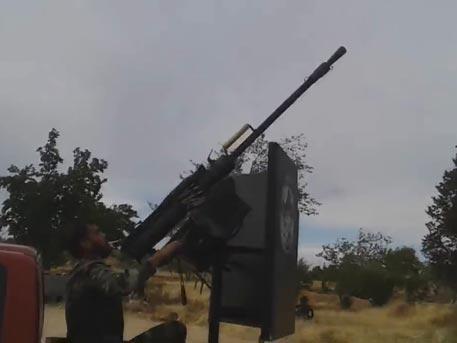 Террористы опубликовали видео с попыткой сбить российский Су-35