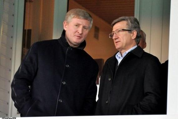 Александр Захарченко запретил въезд в ДНР ворам Ахметову и Таруте