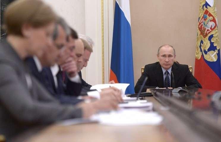 Путин внёс в ГД законопроект о запрете госчиновникам иметь счета в иностранных банках