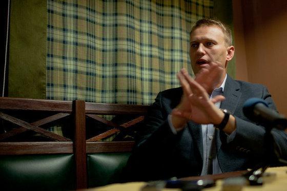 Навальный начинал свою карьеру с работы на ЦРУ