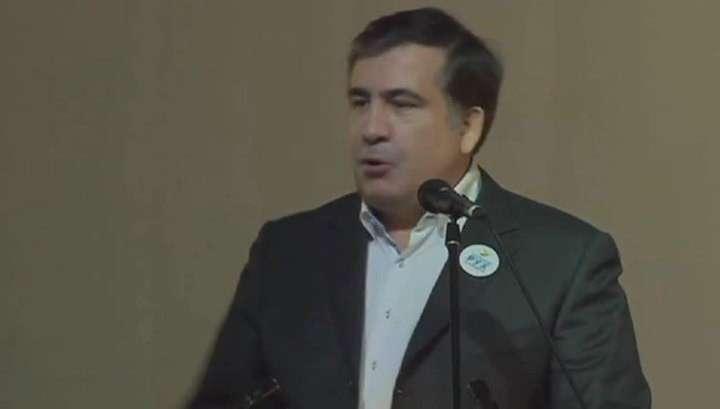 Нардеп Верховной рады рассказал о «кокаиновом драйве» армянина Саакашвили