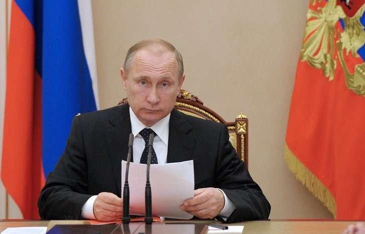 Владимир Путин обсудил с СБ РФ ситуацию в экономике, борьбу с коррупцией, подготовку к ПМЭФ