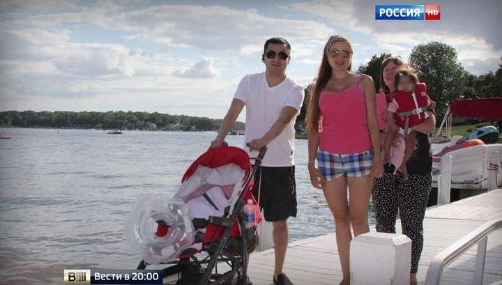 В США россиянке грозит заключение за то, что она увезла свою дочь в Россию