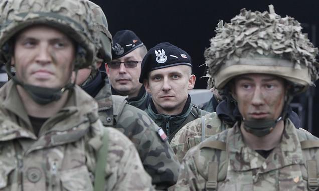 Полный секретный план учений кретинов из НАТО в Европе