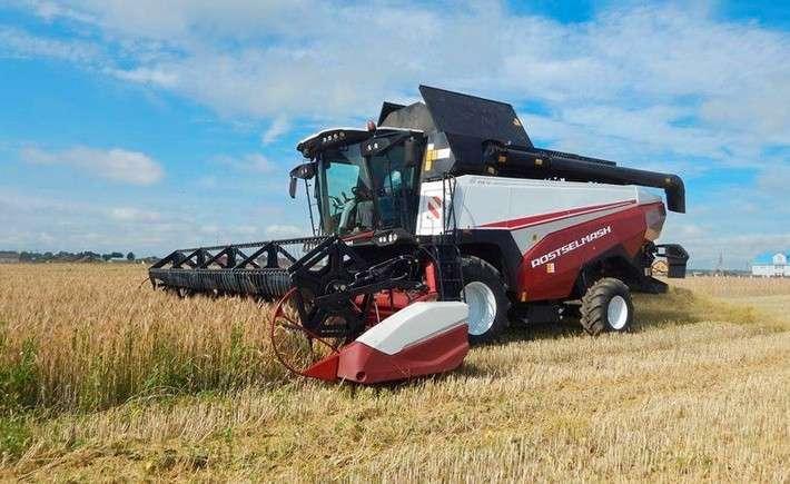 Россия за год удвоила производство сельскохозяйственной техники