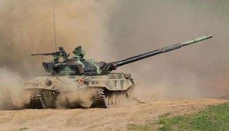 PL-01 против «Арматы»: новый танковый пшик Польши