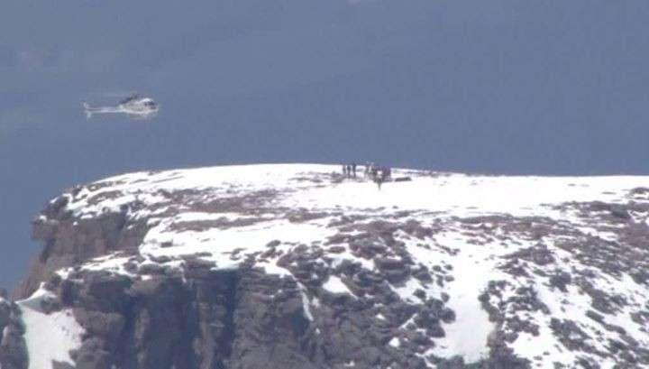 В США во время учений 11 спецназовцев застряли на склоне горы