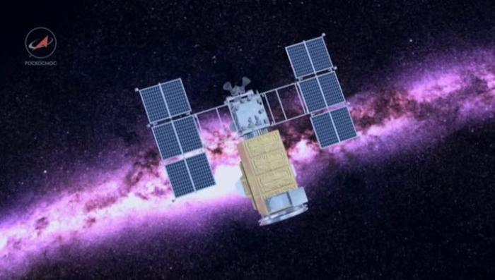 Научный космический аппарат «Ломоносов» уже месяц работает на орбите