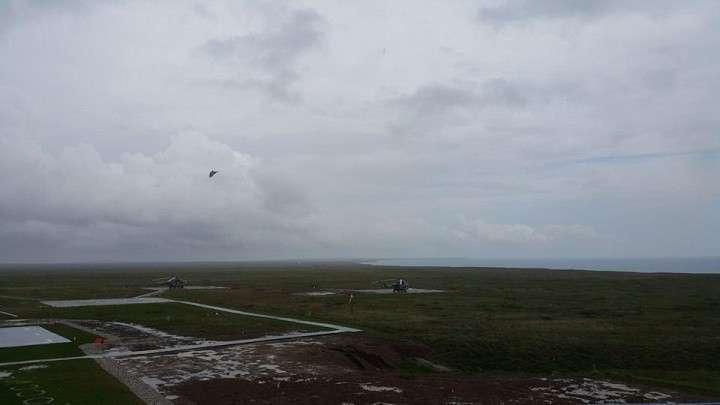 Сюрприз: Россия начала «обкатку» в небе над Крымом новейшего истребителя Т-50