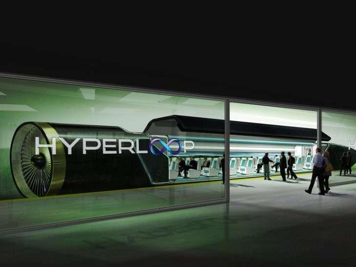 Новый большой распил Маска: Hyperloop и Гиперлох