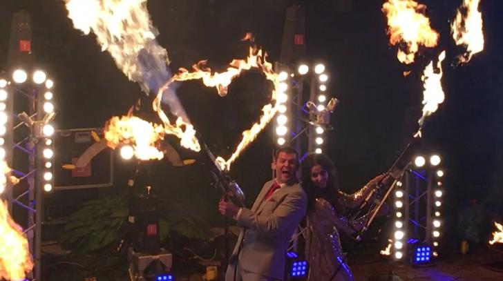 Хоккеист Радулов и фигуристка Дмитриева устроили пышную свадьбу в Подмосковье