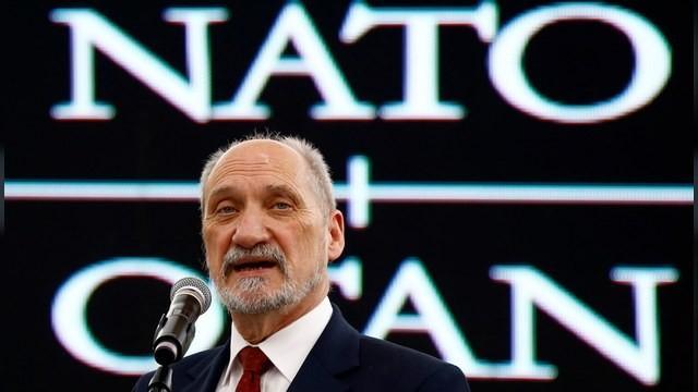 Польский министр с глобусом ещё не знаком
