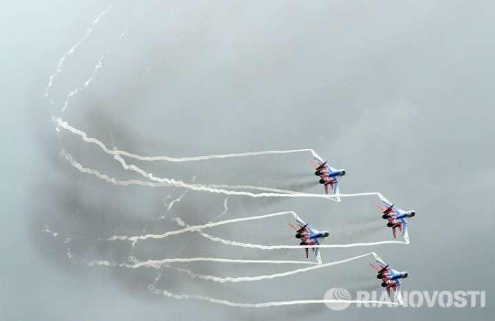 Конкурс «Авиадартс-2016» в Крыму