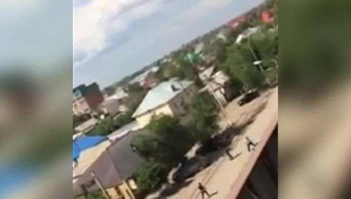 КТО в Актобе (Казахстан): трое убитых и десять раненых
