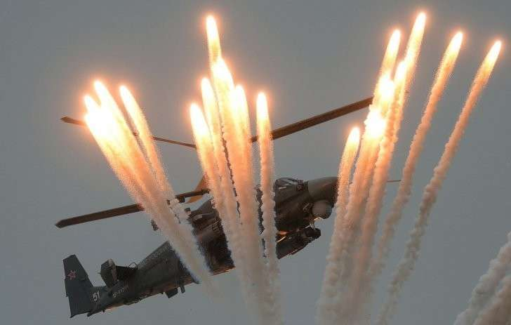 «Не пора ли НАТО обновить арсенал?»: в Крыму прошёл этап соревнований «Авиадартс-2016»