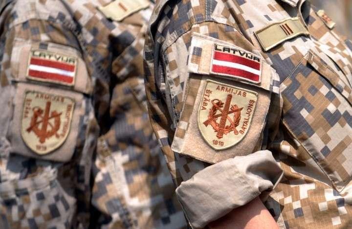 Прибалтийская армия. Как прибалты собрались русских бить