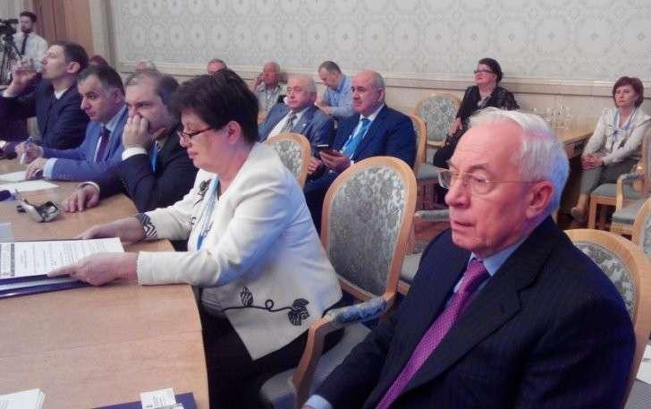 Николай Азаров: «Когда я слышу название «украинские партнёры» - меня коробит»