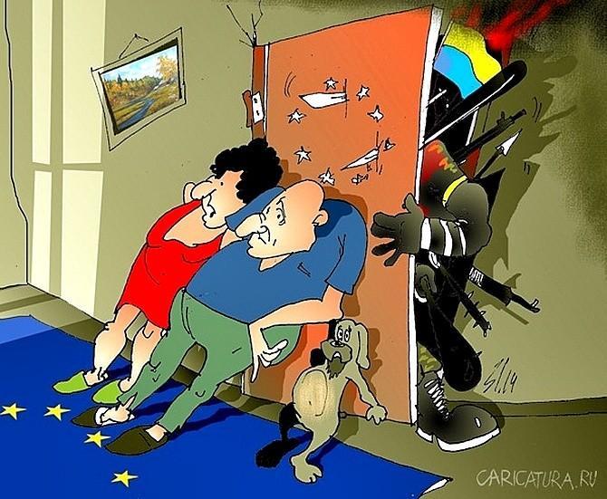 Германия и Франция готовят приостановку безвизового режима для Украины