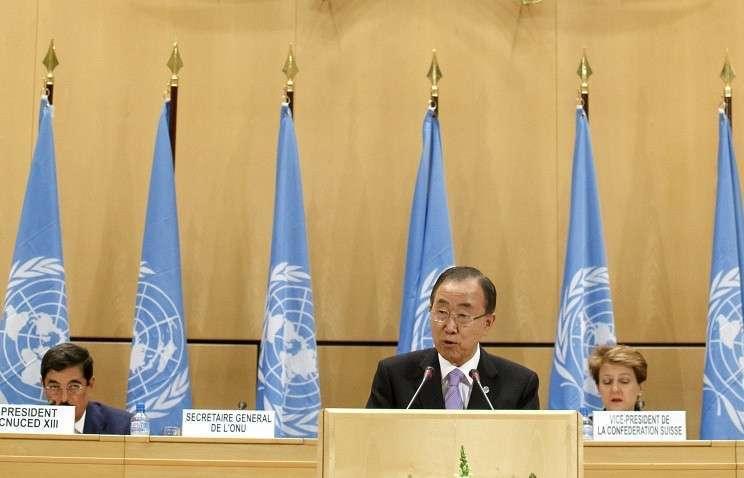 Совбез ООН проведёт встречу по Украине 24 июня