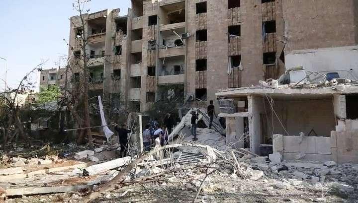 В Сирия бандиты продолжают обстреливать Алеппо