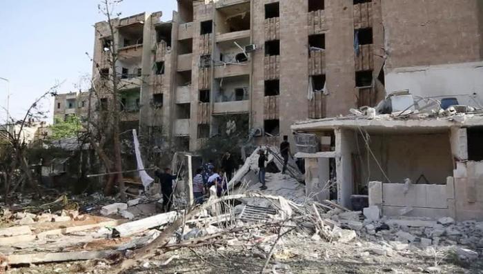 В Сирии бандиты продолжают обстреливать Алеппо