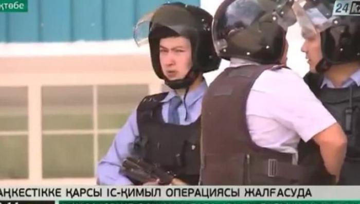 Кремль считает события в Актобе внутренним делом Казахстана