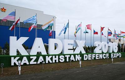KADEX-2016: что показала Россия на оружейной выставке в Казахстане