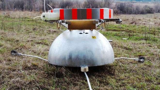 Кулибин из Удмуртии создаёт летающую тарелку