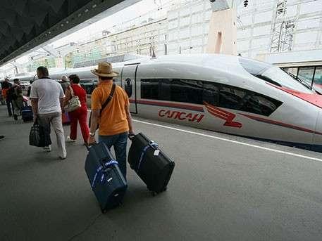 Жители России стали больше ездить внутри страны