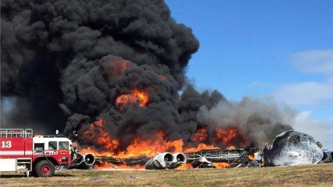 ВВС США: падение очередного «ржавого орла»