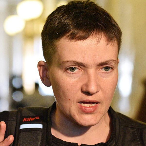 Бедняжка Савченко заработала за время заключения в России свыше миллиона рублей