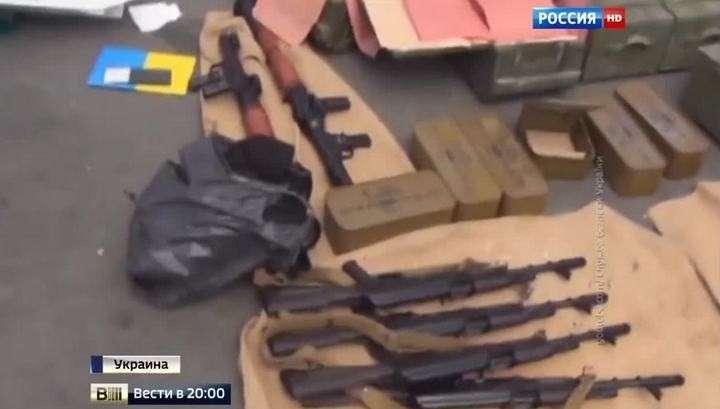Европа хочет отгородиться от потока оружия с Украины