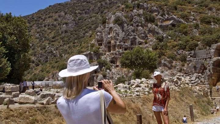 В этом году турецкая Анталья лишилась 96% российских туристов